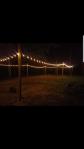 Night Time Corn Hole & Music